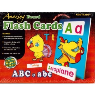 Flash cards ABC&abc