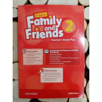 Family & Friends 2 Teacher's Book Plus Pack 2 E