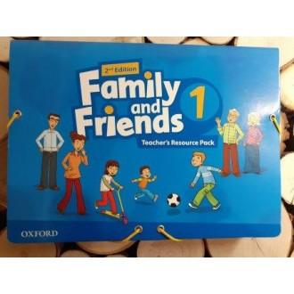 Family & Friends 1 Teacher's Resource Pack 2E