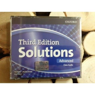 Solutions Advanced Class Audio CDs (4 Discs) 3rd edition