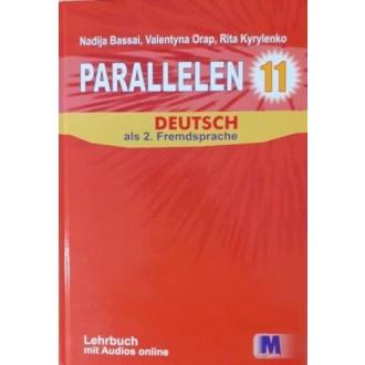 Басай Parallelen 11 клас Підручник (7-й рік навчання)