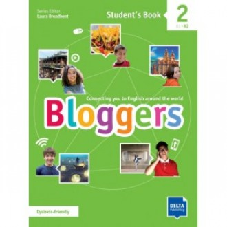 Bloggers 2 Student's Book A1-A2
