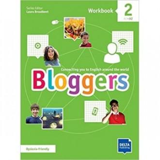 Bloggers 2 Workbook A1-A2