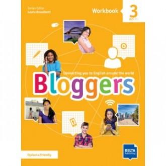 Bloggers 3 Workbook A2-B1