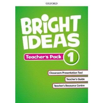 Bright Ideas 1 Teacher's Pack