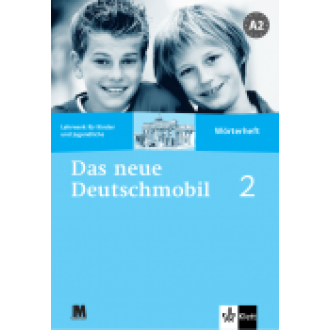 Das Neue Deutschmobil 2. Тетрадь-словарь.