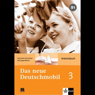 Das Neue Deutschmobil 3. Тетрадь для упражнений.