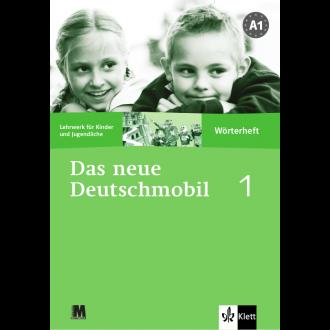 Das Neue Deutschmobil 1. Тетрадь-словарь.