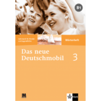 Das Neue Deutschmobil 3. Тетрадь-словарь.