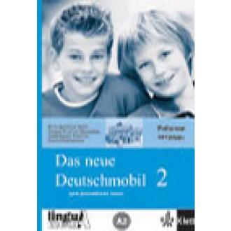 Das Neue Deutschmobil 2. Тетрадь для упражнений.