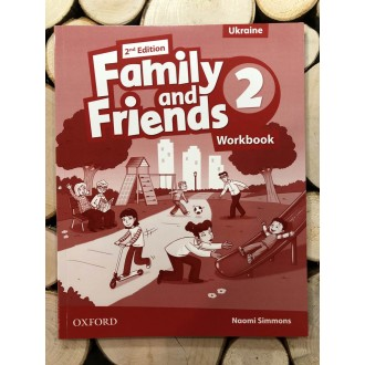family-and-friends-2nd-Edition-2-work-book-oxford