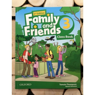 family-and-friends-2nd-Edition-3-classbook-oxford
