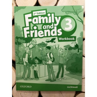 family-and-friends-2nd-Edition-3-work-book-oxford