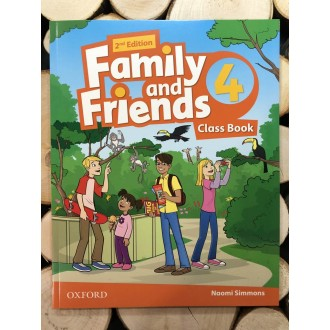 family-and-friends-2nd-Edition-4-classbook-oxford