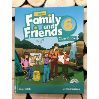 family-and-friends-2nd-Edition-6-classbook-oxford