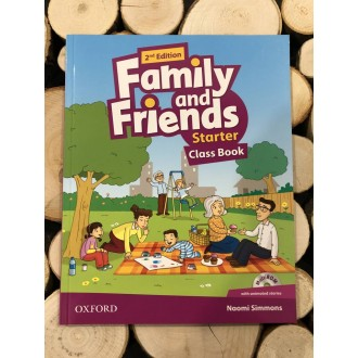 family-and-friends-2nd-edition-starter-class-book-oxford