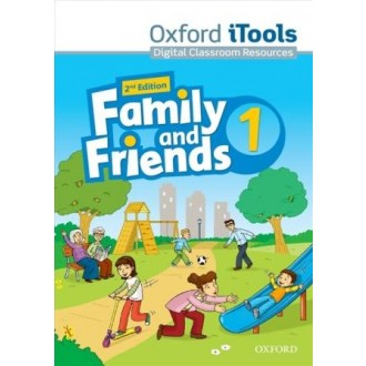 Family and Friends 1 iTools Second edition