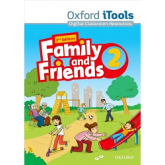 Family and Friends 2 iTools Second edition