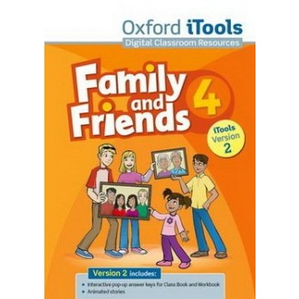 Family and Friends 4 iTools Second edition