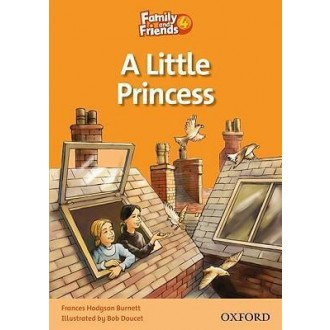 Family and Friends Readers 4 A Little Princess