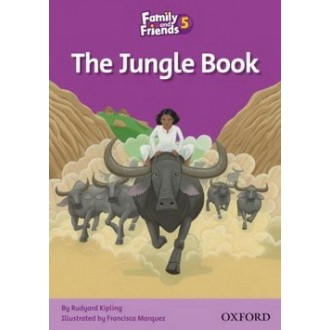 Family and Friends Readers 5 The Jungle Book