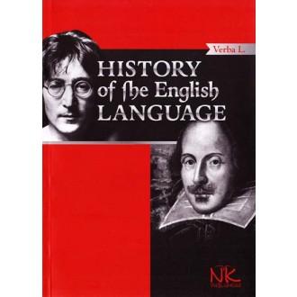 Історія англійської мови Верба