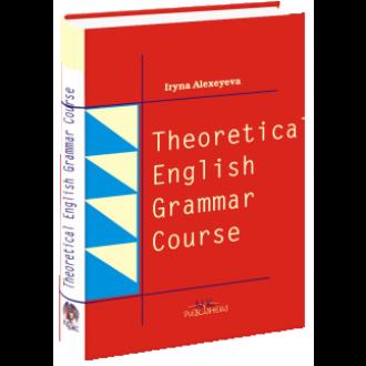 Курс теоретичної граматики сучасної англійської мови Алексєєва І