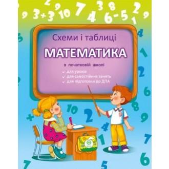 Математика в початковій школі Схеми і таблиці