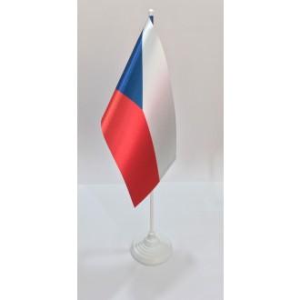 Прапор Чехії Флаг Чехии
