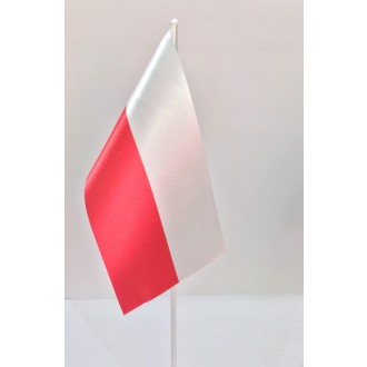 Прапор Польща 10*20 (без підставки)