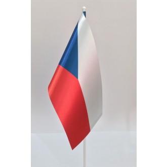 Прапор Чехія 10*20 (без підставки)