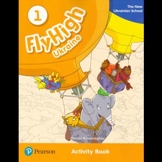 Fly High 1 Ukraine Activity Book