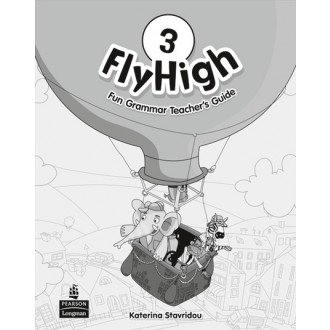 Fly High 3 Fun Grammar Teacher's Book.