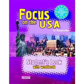 Focus on USA Країнознавство