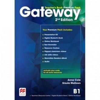 Gateway B1 2nd Edition Teacher's Book Premium Pack