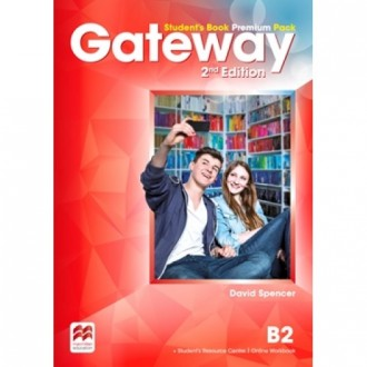 Gateway B1+ 2nd Edition Student's Book Premium Pack