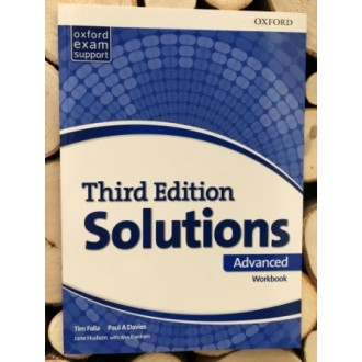 Solutions Advanced Workbook and Audio Pack (UA) 3rd edition