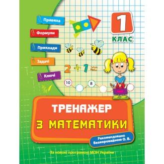 Тренажер по математике 1 класс