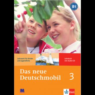Das Neue Deutschmobil 3. Учебник с аудио-CD.