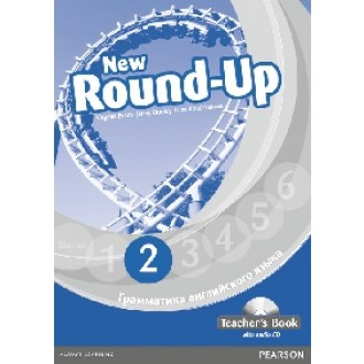 New Round-Up 2 Teacher's Book with CD