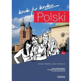 Polski krok po kroku A2-B1 Podręcznik studenta + Mp3 CD