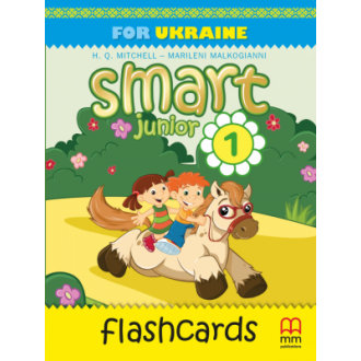 Smart Junior for UKRAINE 1 Flash Cards