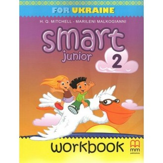 SMART JUNIOR FOR UKRAINE 2 WORKBOOK