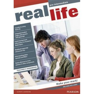 Real Life Pre-intermediate Книга для вчителя