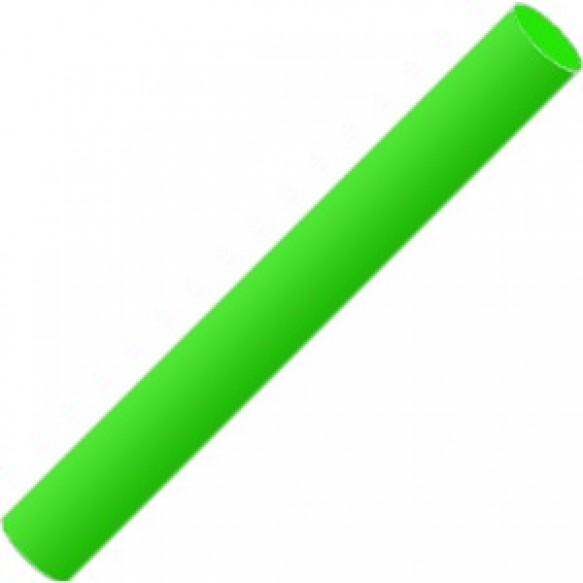 Полимерная глина светло-зеленая флуоресцентная 17 г
