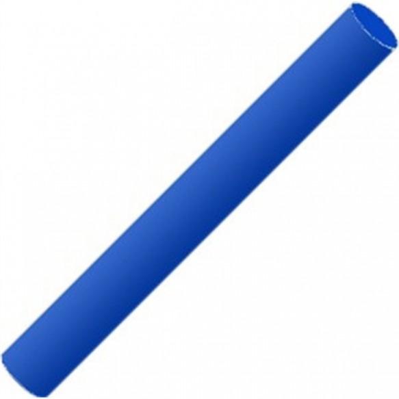 Полимерная глина пластишка циан 17г