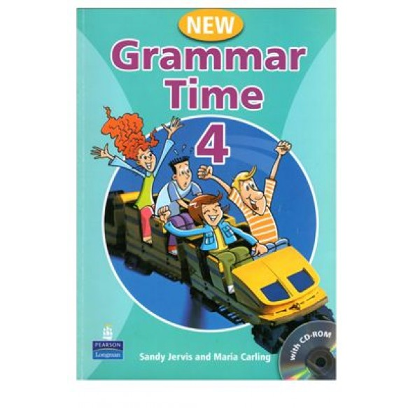 New Grammar Time 4 SB