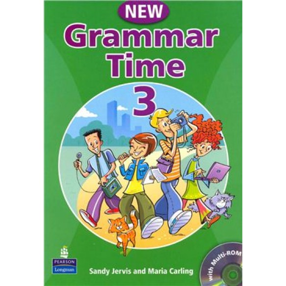 New Grammar Time 3 SB