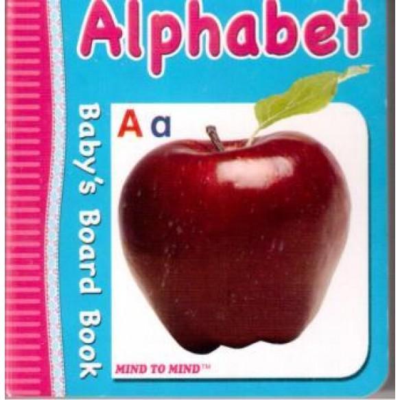 Книжка-словник Alphabet