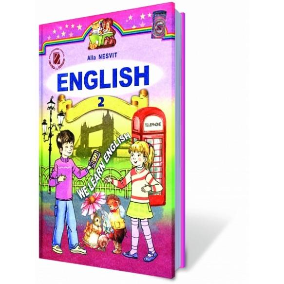 Английский язык Несвит 2 класс Генеза